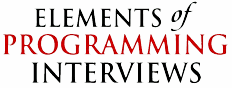 Elements of Programming Interviews Discussion